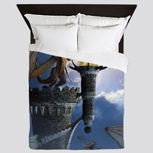 Dragon Land 2 Queen Duvet